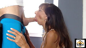 Sexy Milf Marie Close Up Huge Cock Love