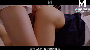 MD-0104 Dance teacher pays off debts with his body