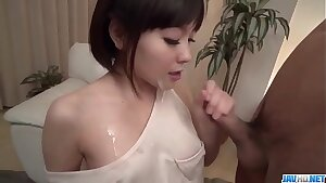 Serious porn moments with young Yume Aoi - More at javhd.net