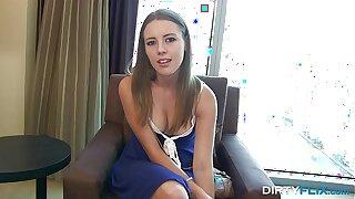 Dirty Flix - Some Jewish chick Lia Ezra I fucked teen-porn