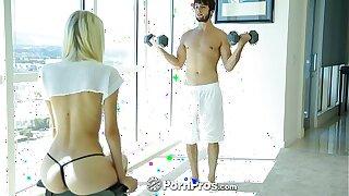 HD PornPros - Sierra Nevadah works out her honeypot with her boyfriend