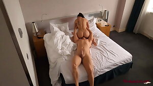 Hidden Motel Cam Recorded Hot Sex in Different Positions