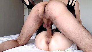 Big Cock for this Smallish Mummy