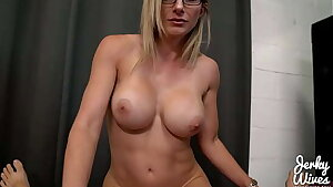 Cory Haunt in My StepMom for the First Time