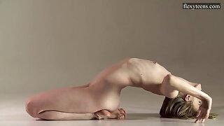 Ballet dancer from Russia called Sofia Zhiraf