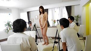 Japanese lady Erina Sugisaki got nailed, uncensored