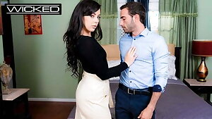 Whitney Wright Pulverizes Her Boss' Husband - Wicked