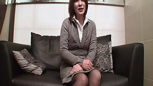 Japanese Wife Creampie With Another Man